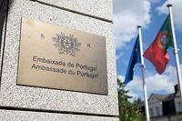 Contacto , Consulat du Portugal / Ambassade du Portugal , Elections Europeennes 2019 , Europawahlen für in Luxemburg lebendes Portugiesen , Foto: Guy Jallay/Luxemburger Wort