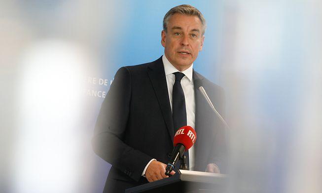 Education Minister Claude Meisch