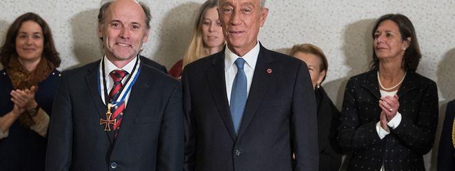 João Armando Pereira Gonçalves, dirigente do movimento escotista, recebeu o grau de comendador da Ordem do Infante D. Henrique