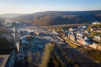 Die Stadt Düdelingen wird sich in den kommenden zehn bis 15 Jahren weitgehend verändern.