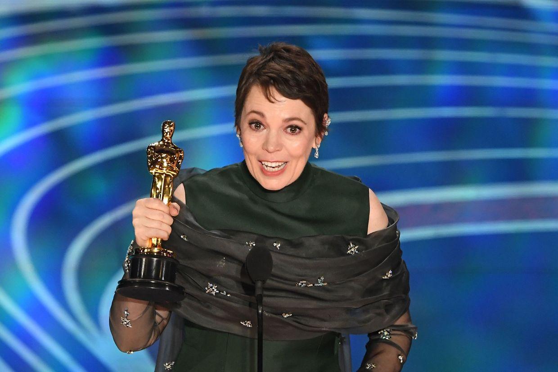 Meilleure actrice: Olivia Colman.