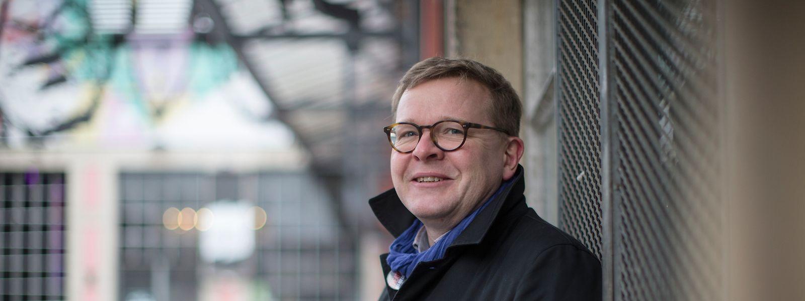 """Christian Mosar: """"In Luxemburg ist die Multikulturalität eine Selbstverständlichkeit. Sie ist de facto eine feste Größe im Programm von Esch 2022."""""""