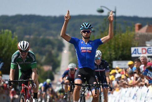 Tour de l\'Avenir: Covi vainqueur, Top 20 pour Leyder et Wirtgen