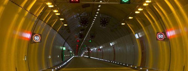Über 150.000 Elemente findet man insgesamt in den Tunneln Grouft und Stafelter.