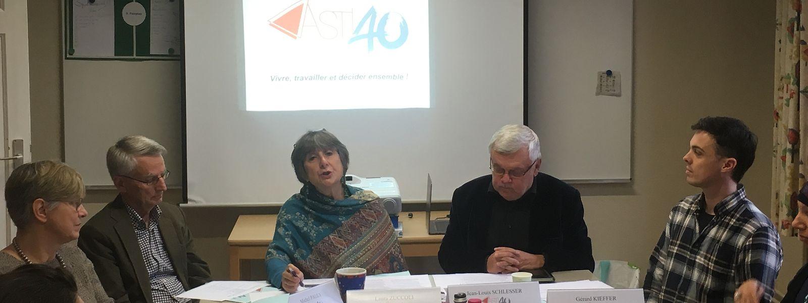 Face aux blocages politiques, l'Asti entend porter le fer sur le terrain culturel, afin d'obtenir plus de droits pour les étrangers.