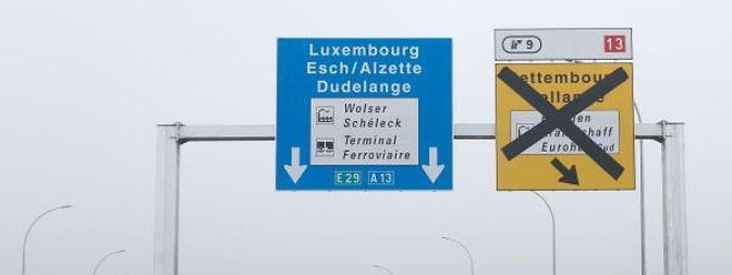 Das Autobahnkreuz Hellingen wird am Freitag vollständig für den Verkehr eröffnet.