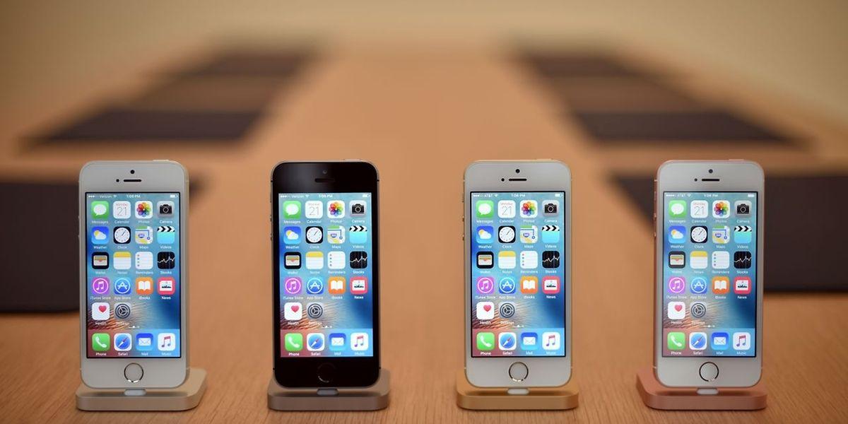 Mit dem iPhone SE will Apple Kunden erreichen, die ein kompaktes Gerät bevorzugen.