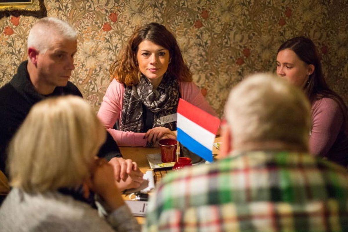 Cafe Babel is run by Strassen commune. Photo: Lex Kleren