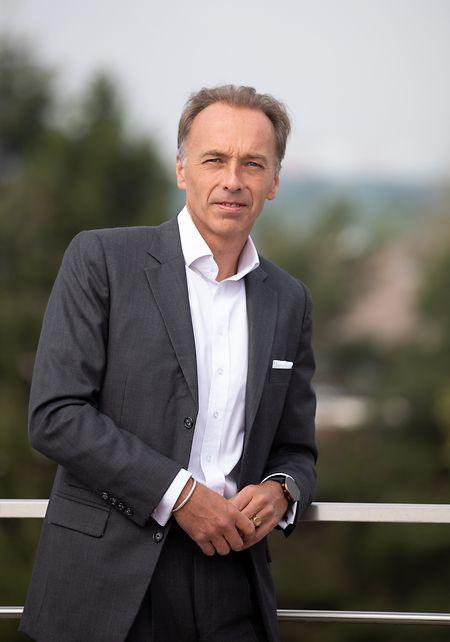 Viel Zeit seines Berufslebens verbrachte Delcourt in Asien: nach dort möchte er auch die Geschäftsverbindungen vertiefen.