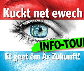 ADR-Informatiounsowend zur neier Verfassung