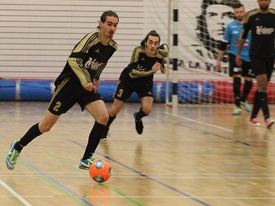 A ALSS terminou a sua participação na UEFA Futsal Cup com dignidade