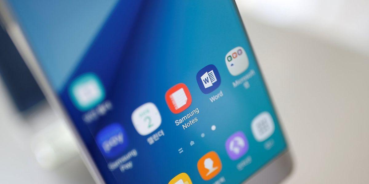Samsung fordert seine Kunden auf, den Galaxy Note 7 auszuschalten.