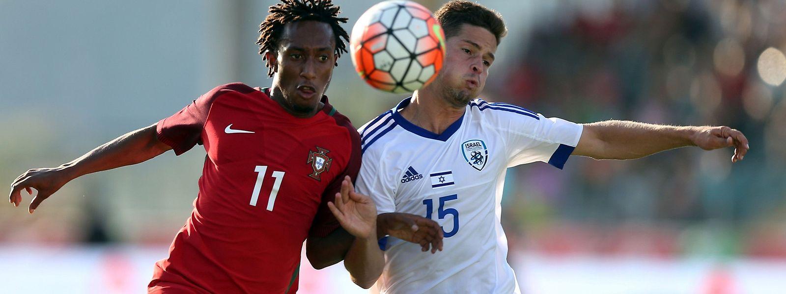 Portugal e Israel dividiram os pontos, mas Portugal está a apenas uma vitória do apuramento do Europeu