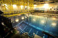 Visite Centrale Nucléaire de Cattenom.Atomzentrale . Foto:Gerry Huberty