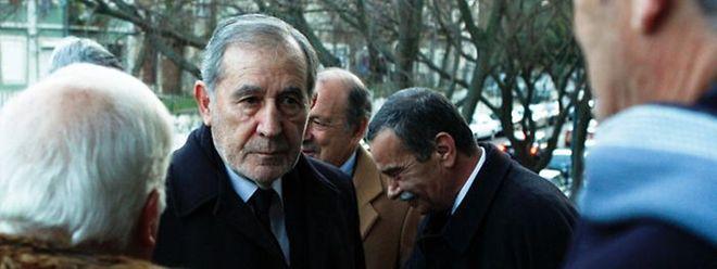 O antigo Presidente da República Portuguesa, Ramalho Eanes