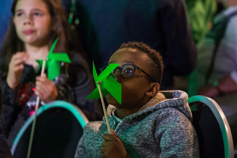 Les Verts à l'Atelier