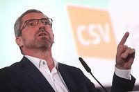 CSV-Kongress Frank Engel