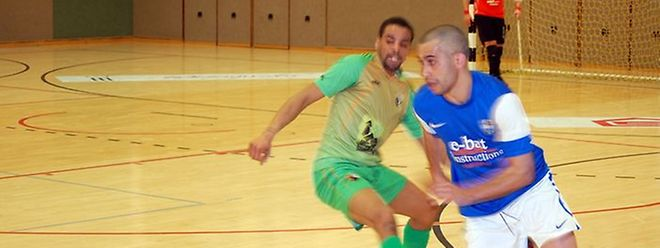 Alexandre Rosario et Colmar-Berg abordent le retour avec un seul but d'avance sur l'US Esch de Ruben Silva Samorinha.