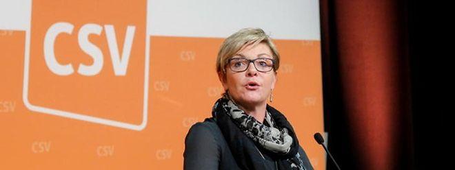 Martine Hansen está na corridas às eleições primárias do CSV
