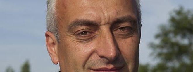 Ranguel Krivov envisage peut-être un jour d'entraîner à l'étranger