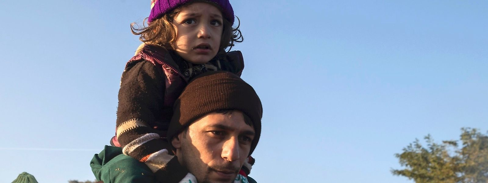 Über die so genannte Balkam-Route strömen Tausende Menschen in Richtung Westeuropa.