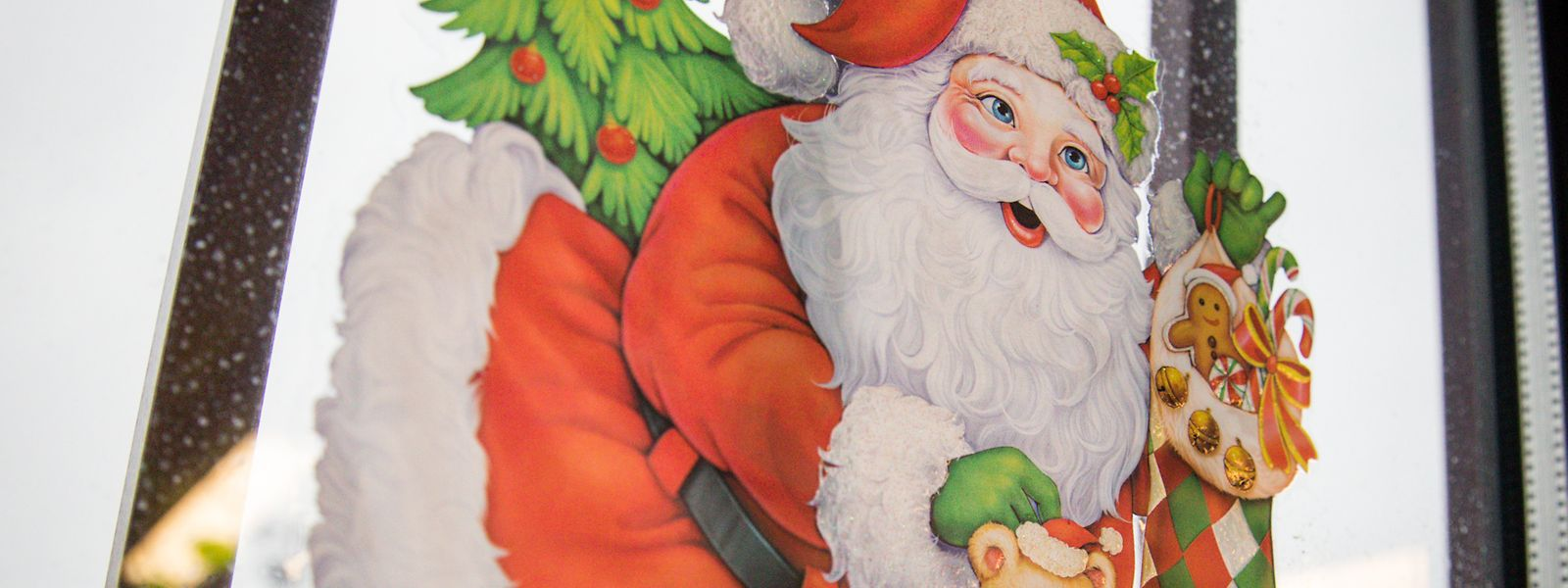 Auch hinter Gittern wird Weihnachten gefeiert.