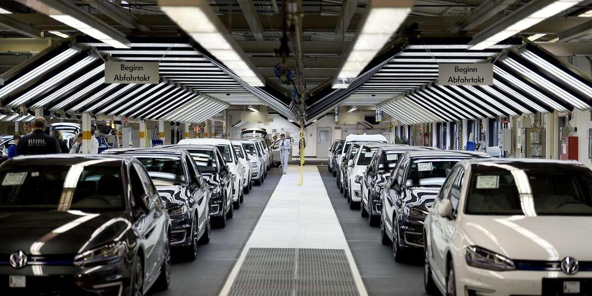 Nur noch 36 000 Autos sollen nach VW-Angaben von den abweichenden CO2-Werten betroffen sein.