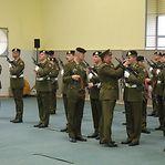 Três portugueses prestaram juramento de bandeira no Exército luxemburguês