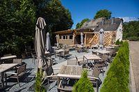 Aus Sicht der Generalstaatsanwaltschaftwaren die baulichen Erweiterungen des Restaurants in Waldhof schlicht illegal.