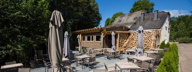 """Das """"Café-Restaurant Waldhaff"""" muss in den Zustand von vor 2012 zurückgebracht werden."""