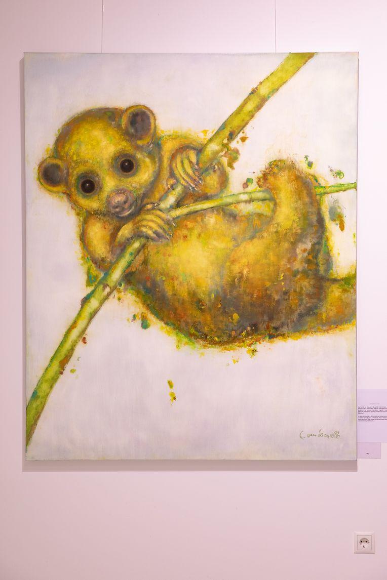 Tiere und Natur gehören zu den Themen, die dem Künstler wichtig sind.
