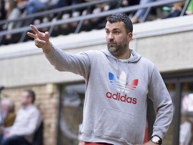 Srdjan Skercevic ist nicht mehr länger Trainer der Red Boys.