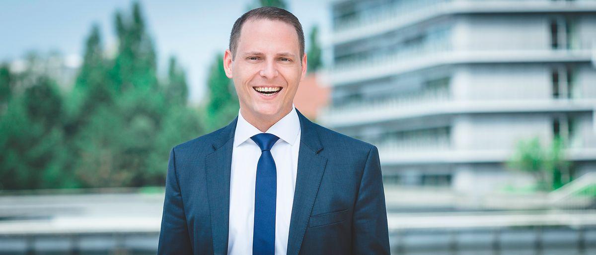 Daniel Theobald, Senior Manager PwC Luxembourg