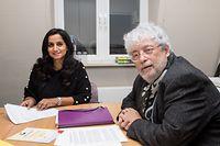 IPO , ITV Gilbert Pregno , Commission Consultative des Droits de l `Homme , Menschenrechtskommission  Luxemburg , und Anamarija Tunjic Foto:Guy Jallay/Luxemburger Wort