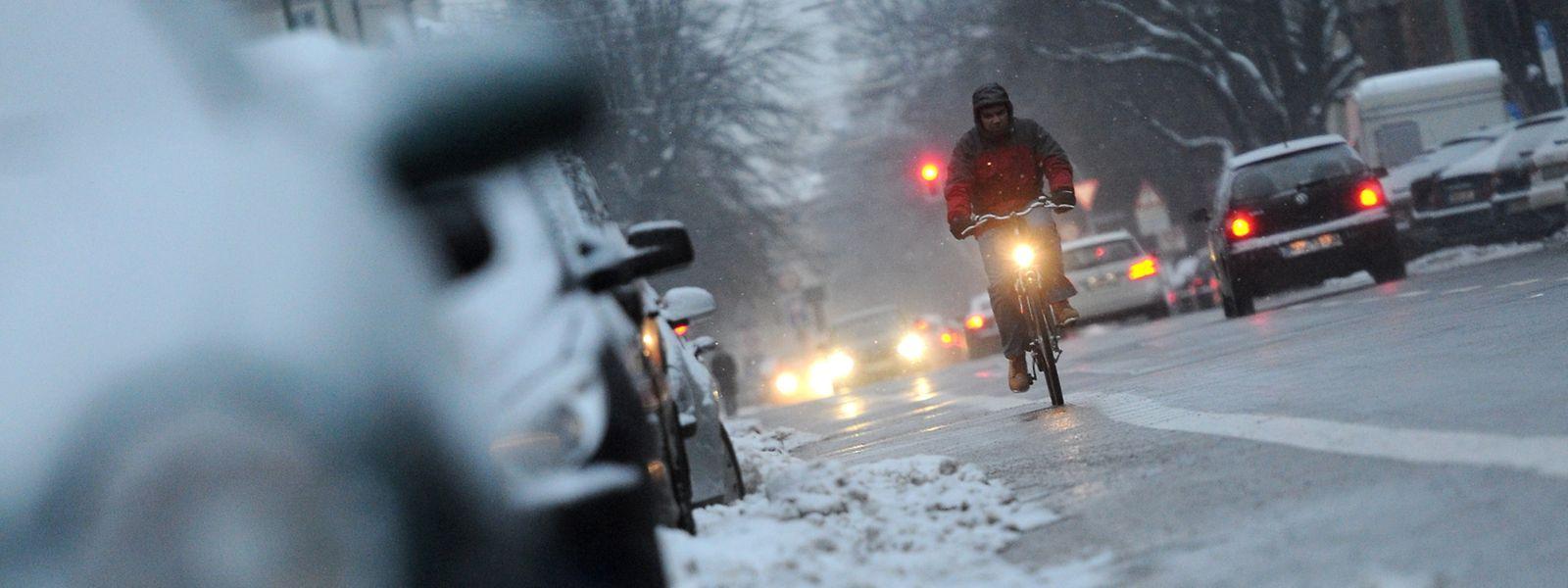 Mardi et mercredi, il faudra prévoir des vêtements bien chauds: météolux annonce de la neige en matinée et des températures négatives.