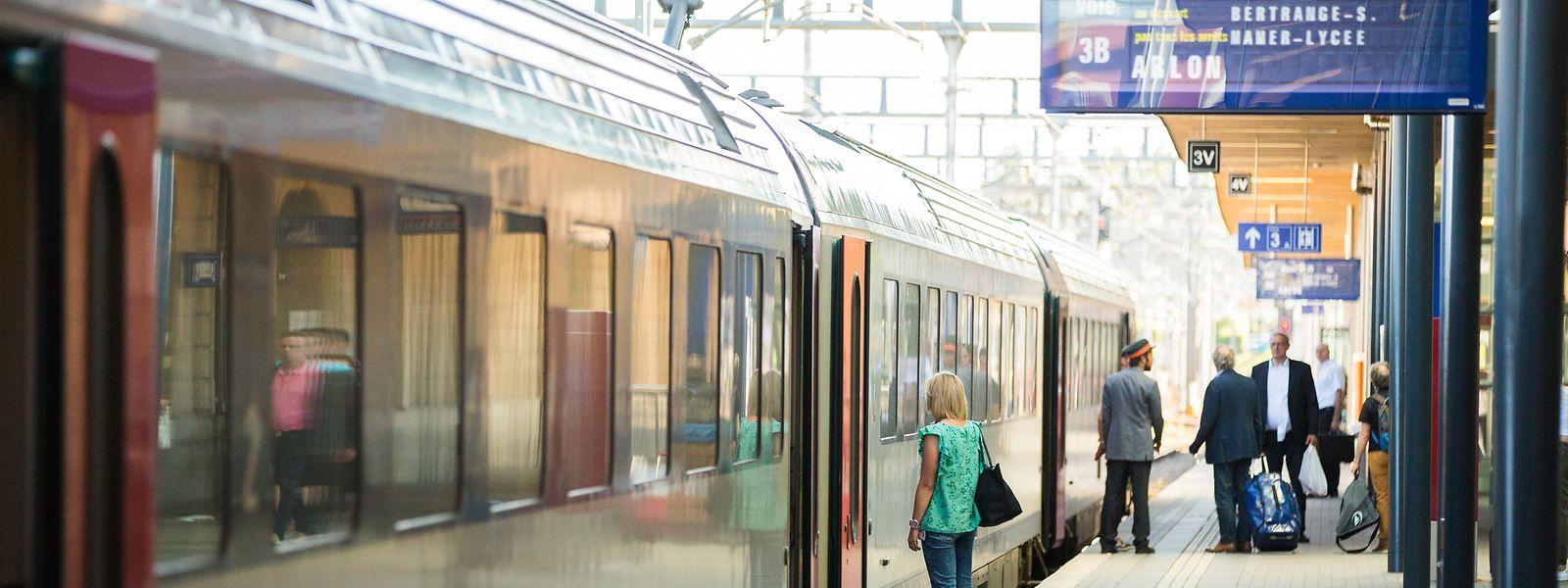 45% du matériel roulant en Belgique fin 2018 étaient déjà aux normes.