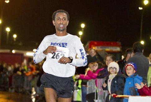 Spitzenläufer und Flüchtling: Kinde träumt von Olympia