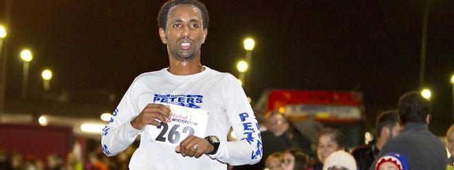 Yonas Kinde kam vor vier Jahren als politischer Flüchtling aus Äthiopien nach Luxemburg.