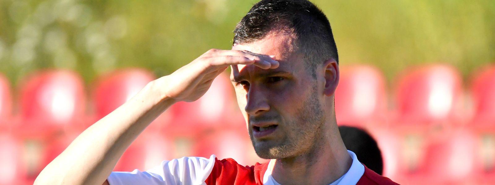 Stefano Bensi fällt erneut lange aus.