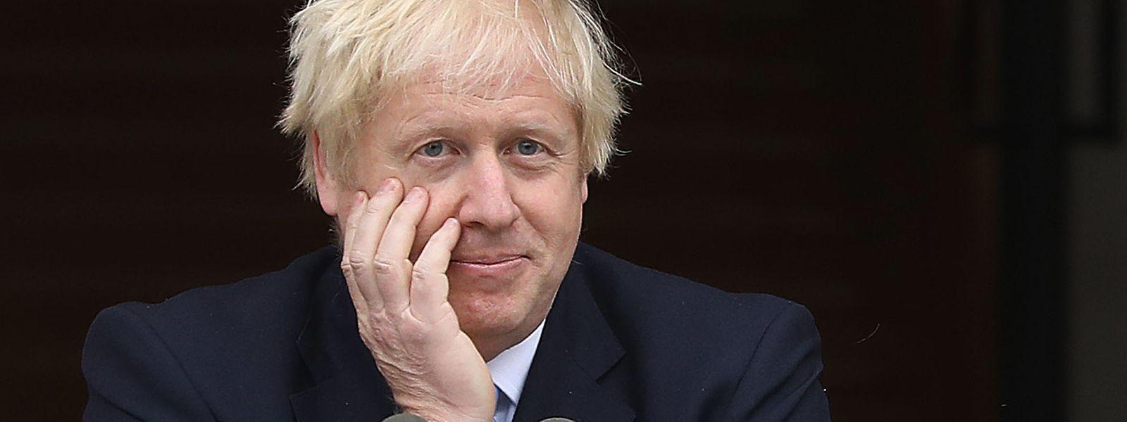 Großbritanniens Premierminister Boris Johnson.