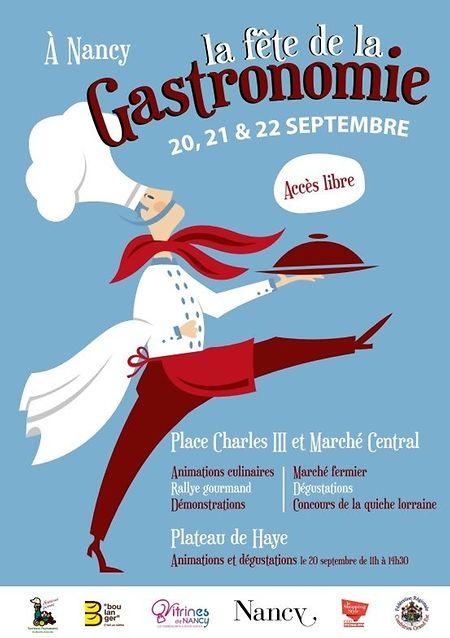 La place Charles III à Nancy vivra au rythme de la gastronomie ce week-end
