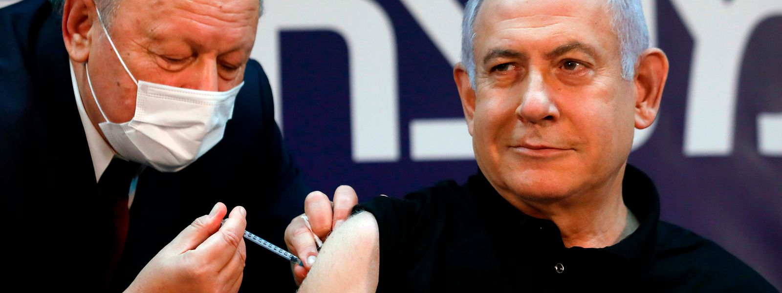 Der israelische Premier und politische Überlebenskünstler Benjamin Netanjahu nutzt die Corona-Impfkampagne zur Eigenprofilierung.