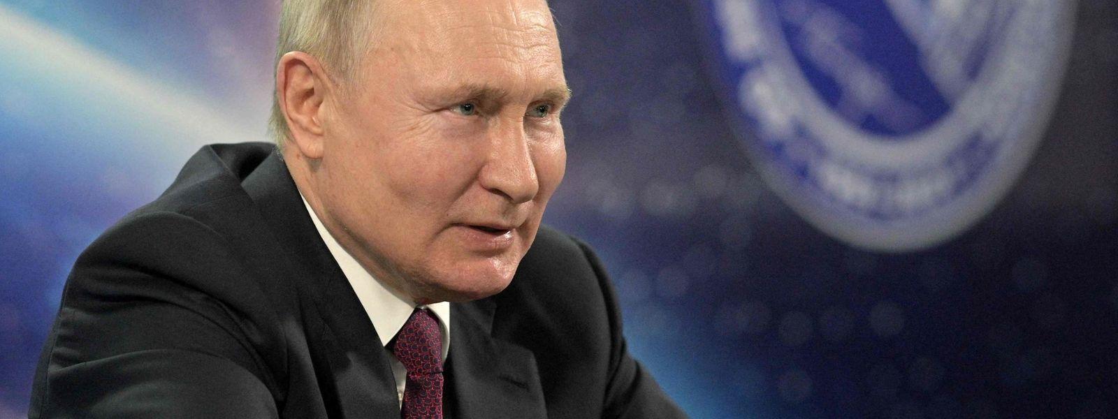 Putin lässt offen, ob der russische Staatschef positiv auf Bidens Initiative reagieren wird.