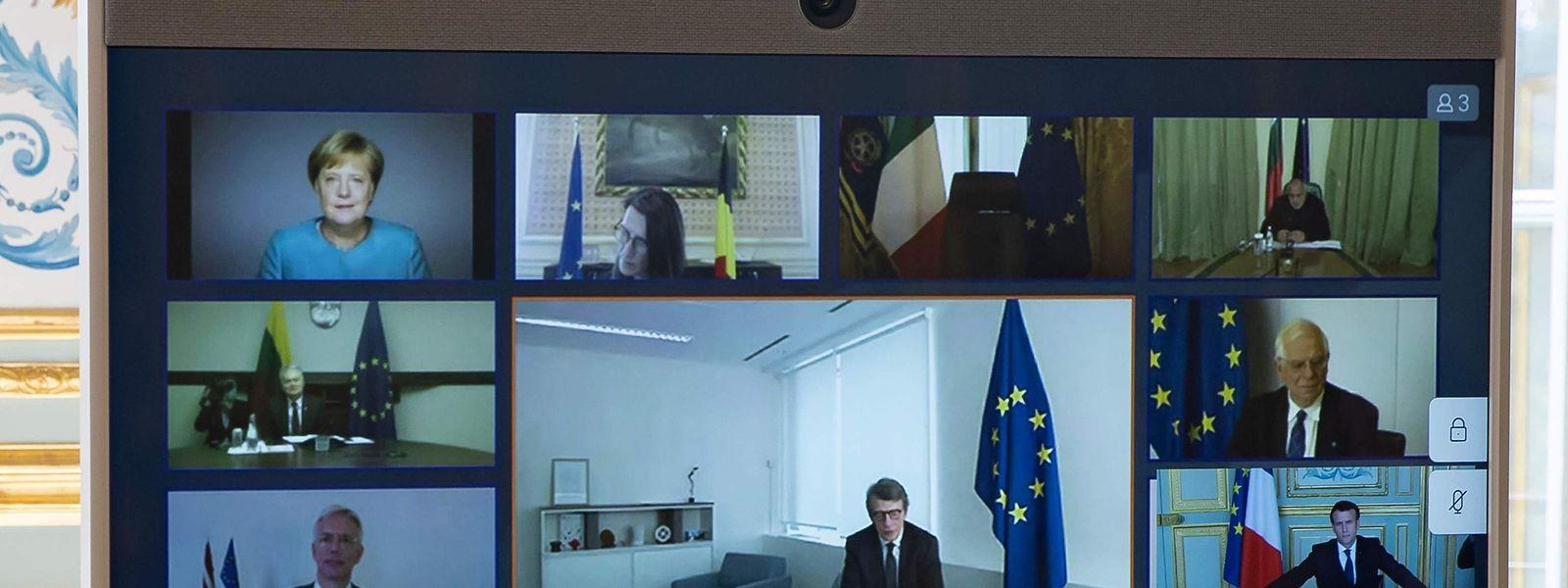 Verhandeln per Videokonferenz? Derzeit gibt es keine Alternative dazu ...