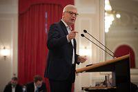 IPO,Chamber Covid Restruktiounen,Claude Wiseler.Foto: Gerry Huberty/Luxemburger Wort