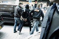 Razzia Perigord Verhaftung Festnahme Drogen Srec Police Polizei