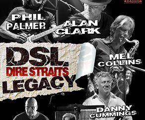 DSL DIRE STRAITS LEGACY