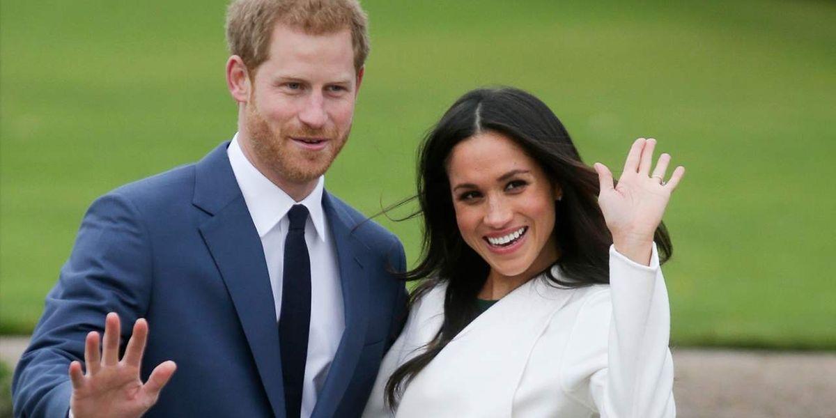 «Sa Majesté le prince Henry de Galles et Mademoiselle Meghan Markle se marieront le 19 mai 2018», a indiqué le palais de Kensington dans un communiqué.
