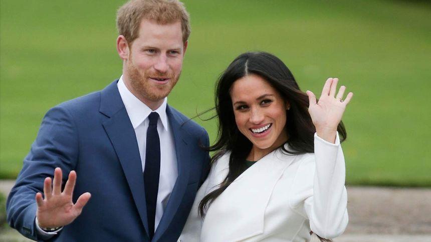 Le prince Harry épousera sa fiancée, l'actrice américaine Meghan Markle, le samedi 19 mai à la chapelle Saint-George du château de Windsor, à l'ouest de Londres.