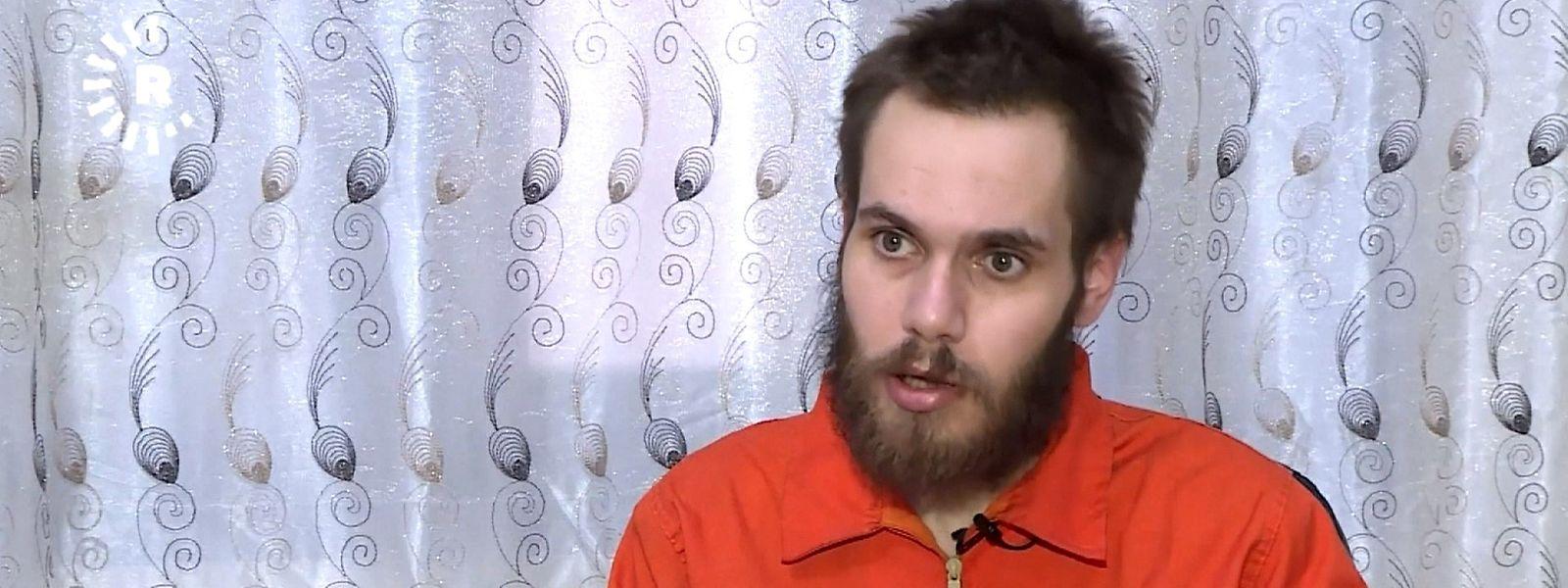 Steve Duarte juntou-se ao auto-proclamado Estado Islâmico em 2014.